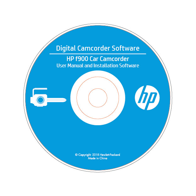 f650x - 6 Series - Car Camcorder - HP Image Solution