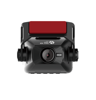 Loop Recording and Emergency Recording HDR Ultra-Wide Angle Lens HP F650 Dash Cam Built-in G-Sensor Super Night Vision with 1080P Full HD Parking Mode